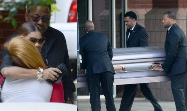 Δρακόντεια τα μέτρα ασφαλείας για την κηδεία της Μπόμπι Κριστίνα