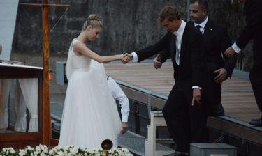 Ένας γάμος βγαλμένος από παραμύθι