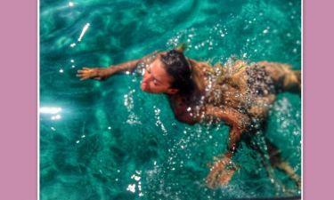 Πρωταγωνίστρια του Μπρούσκο «τρελαίνει» την Χαλκιδική!