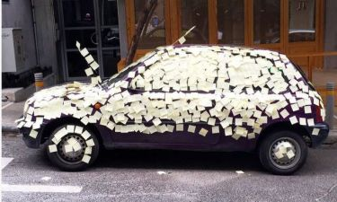 Συνεργάτης Σκορδά-Λιάγκα συνάντησε το πιο «τρελό» αυτοκίνητο!