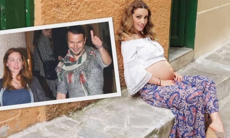 Βανέσα Αδαμοπούλου: Γεννάει τον Δεκαπενταύγουστο!