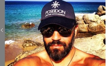 Κωνσταντίνος Σκορδάλης: Κάνει tour στα ελληνικά νησιά