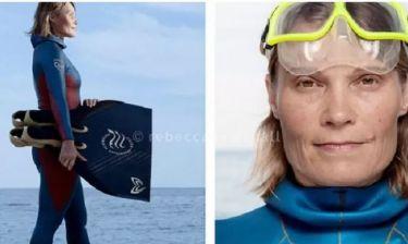 ΣΟΚ! Αγνοείται πρωταθλήτρια ελεύθερης κατάδυσης- «Χάθηκε» σε βουτιά στη Μεσόγειο