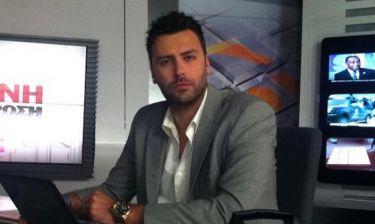 Γιάννης Καλλιάνος: Mετεωρολόγος της ΕΡΤ, τραγουδιστής το βράδυ και υποψήφιος με τον Λεβέντη