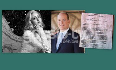 Θερμό επεισόδιο με φωτογράφους και την ασφάλεια της κόρης του πρίγκιπα του Μονακό στη Μύκονο