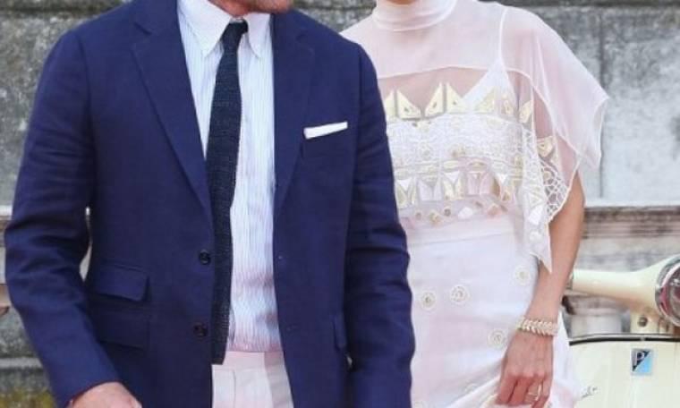 Φτου φτου! Πιο ευτυχισμένοι από ποτέ έκαναν την πρώτη τους έξοδο ως παντρεμένοι!