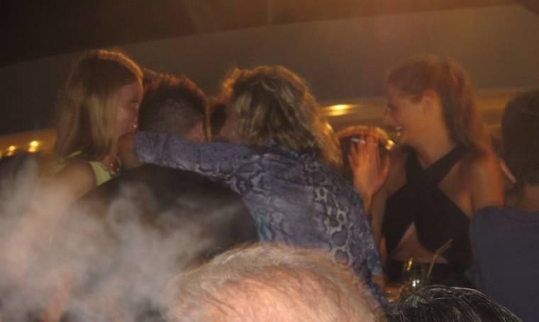 Παπαράτσι: Ο Παντελής Παντελίδης αγκαλιά με νέο ξανθό έρωτα (Nassos blog)