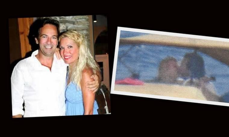 Μενεγάκη-Παντζόπουλος: Τα τρυφερά φιλιά μεσοπέλαγα και οι βόλτες με το σκάφος (φωτό)