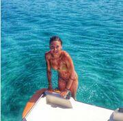 Πρωταγωνίστρια του Μπορούσκο «έριξε» το Instagram με την αρετουσάριστη φωτογραφία της με μπικίνι
