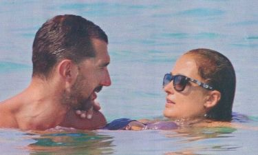 Καμηλά-Στογιάκοβιτς: Το πιο… hot ζευγάρι στην παραλία