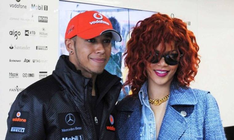 Hamilton-Rihanna: Είναι ζευγάρι;