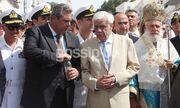 Φωτογραφικό υλικό από τους εορτασμούς τστην Τήνο παρουσία του Προέδρου της Δημοκρατίας