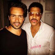 O Lionel Richie διασκέδασε στο Rock N Roll !!!  (Γράφει η Majenco αποκλειστικά στο Queen.gr)