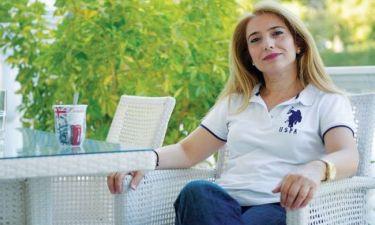 Η Νάσια Κονιτοπούλου μας ξεναγεί στο σπίτι της