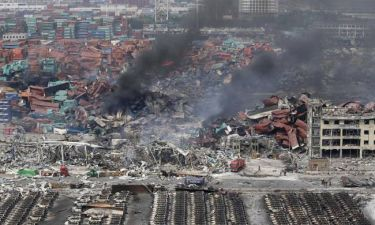 Έκρηξη στην Τιαντζίν: Το μυστικό όπλο του Πενταγώνου κι οι θεωρίες συνομωσίας