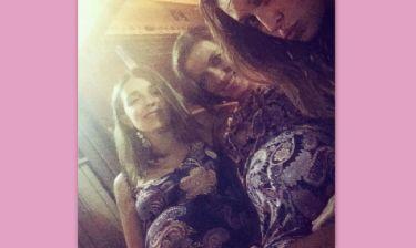 Σίσσυ Χρηστίδου: Η έξοδος με τις εγκυμονούσες φίλες της