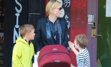 Το πιο χαριτωμένο παιδάκι του Hollywood είναι η κόρη της Cate Blanchett