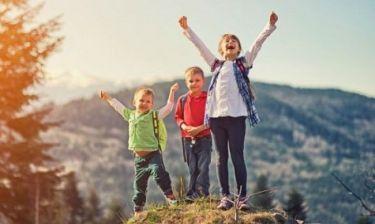 50 πράγματα που πρέπει να κάνουν οι γονείς μαζί με τα παιδιά τους, πριν μεγαλώσουν!