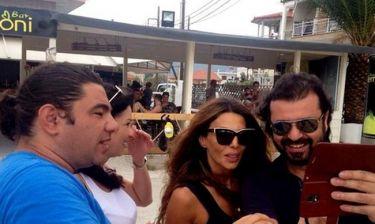 Κελεκίδου-Κουρκούλης:Η τελευταία μέρα στην Ελλάδα και οι συγκινητικές στιγμές με την οικογένειά τους