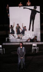 «Σάρωσε» η παράσταση «Προμηθέας Δεσμώτης» στην Επίδαυρο!