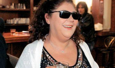 Χριστίνα Τσάφου: «Ο γιος μου έχει γίνει ηθοποιός»