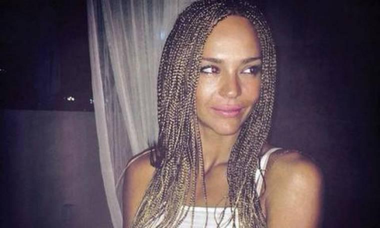 Νικολέτα Καρρά: «Τα ράστα είναι μια αλλαγή που κάνω το καλοκαίρι»
