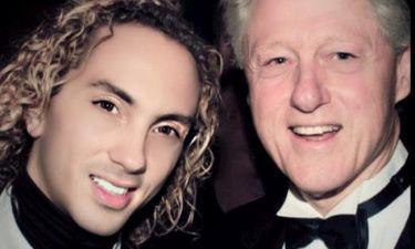 Όταν Μελισσανίδης συνάντησε τον Bill Clinton