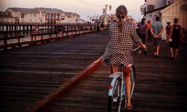 Ποδηλατάδα στην Καλιφόρνια για την…