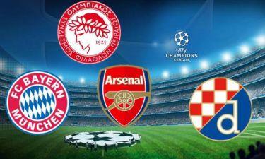 Σε ποια θέση θα τερματίσει ο Ολυμπιακός στο Champions League; (poll)