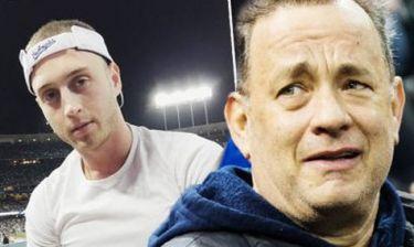 Αγνοείται ο γιος του Tom Hanks. Φόβοι για την ζωή του!