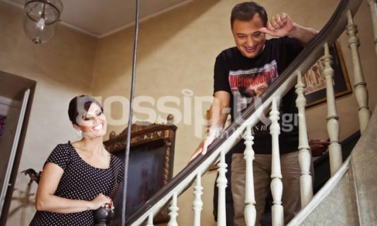 Φερεντίνος-Παυλίδου: Μαζί στη ζωή μαζί και στην ΤV για πρώτη φορά!