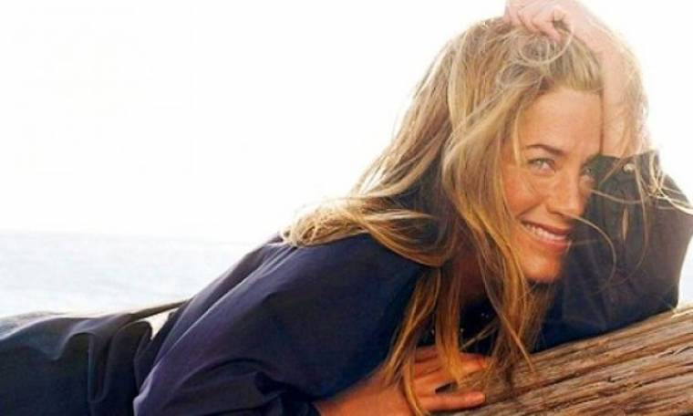 Oοps! Η Jennifer Aniston όπως δεν την έχουμε ξαναδεί
