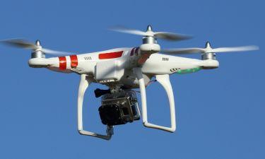 Τα drones φόβισαν τους VIP's