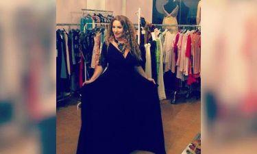 Πόπη Μαλλιωτάκη: Διαλέγει ρούχα για το νέο της βίντεο κλιπ
