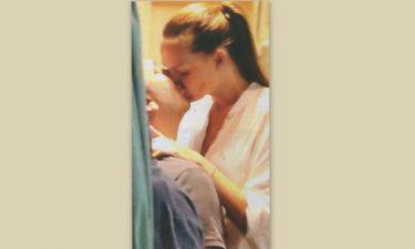 Το «καυτό» φιλί του Αντώνη στην Υβόννη του