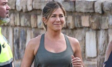 Ο γάμος της πάει πολύ: Το κορμί της Jennifer Aniston μας έκανε να σκάσουμε από τη ζήλια μας