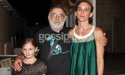 Δείτε για πρώτη φορά τον Θάνο Μικρούτσικο με την κόρη και την εγγονή του