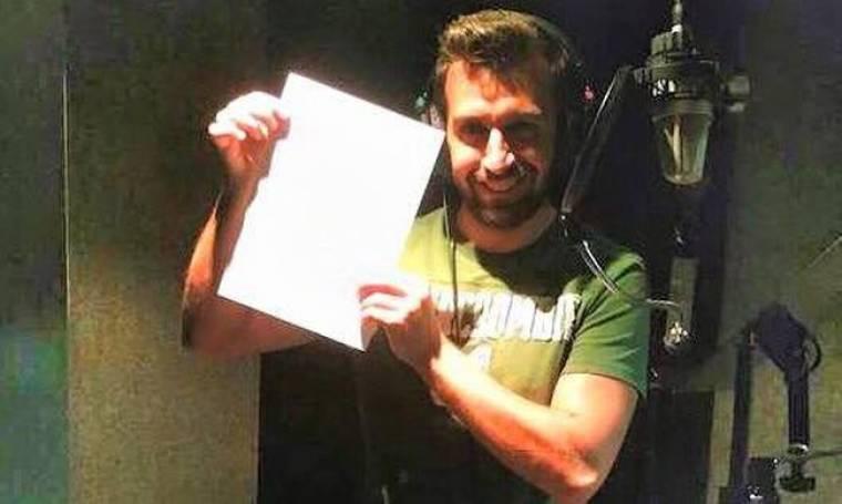 Τι ετοιμάζει ο Πετρέλης στο studio;