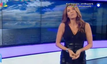 Η πρεμιέρα της Πόπης Τσαπανίδου, το σέξι φόρεμα και το μήνυμά της!