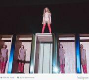 Beyonce: «Φωτιά» στα 34 της on stage