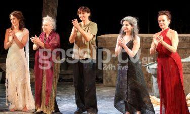 Τέσσερις σπουδαίες Ελληνίδες ηθοποιοί στο «Αρχαίο αίμα»
