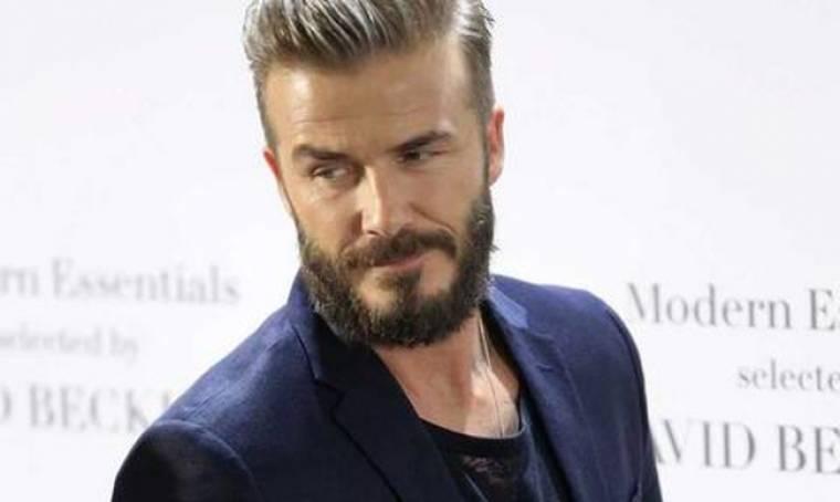 Ετοιμάζεται για το… σινεμά ο David Beckham