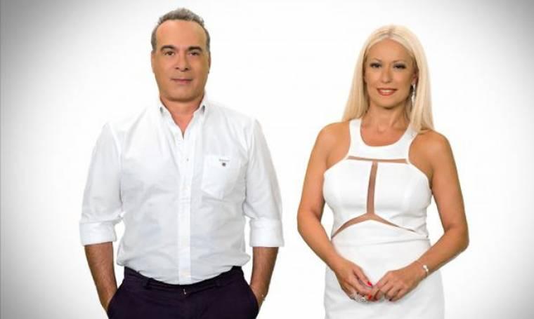Σεργουλόπουλος - Μπακοδήμου: Οι πρώτες φωτογραφίες από το νέο trailer της εκπομπής τους