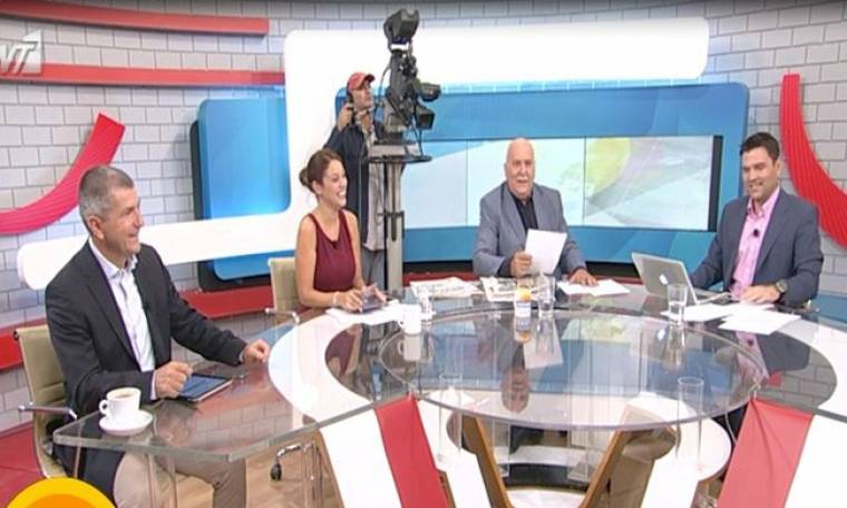 Debate πολιτικών αρχηγών: Το σχόλιο του Παπαδάκη για την Τρέμη: «Έκανε τα περισσότερα φάουλ»