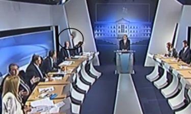 Debate πολιτικών αρχηγών: Το στιγμιότυπο που λίγοι κατάλαβαν