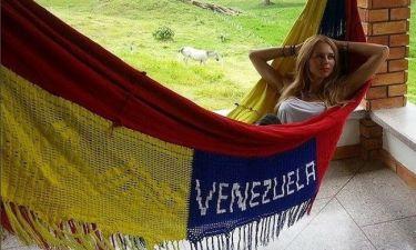 Έβελυν Καζαντζόγλου: Στην Βενεζουέλα για να δει τον πατέρα της