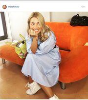 Μαρία Ηλιάκη: Η πρώτη συνάντηση με τους συνεργάτες της στο «Πρωινό»! (φωτό)