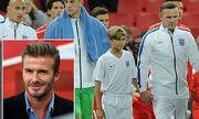 Κράξιμο στον γιο του Beckham στα social media