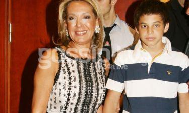 Ολόκληρος άντρας πια ο γιος Τρέμη-Παναγιωτόπουλου