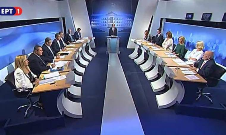 Debate 2015: Το προεκλογικό σκηνικό κόστισε...